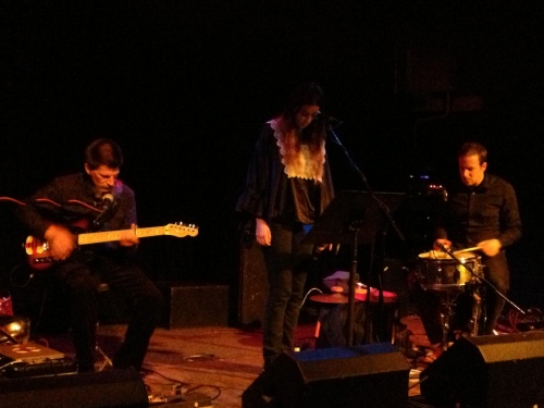 Dylan Carlson - The Tunnels, Aberdeen