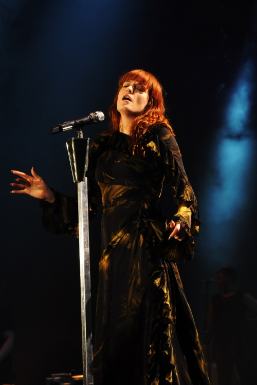 Florence and the Machine - AECC, Aberdeen