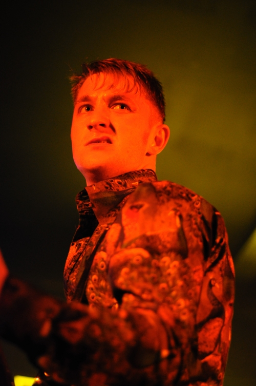 The Amazing Snakeheads - The Garage, Aberdeen
