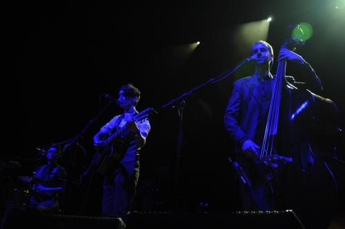 The Chaplins - Music Hall, Aberdeen