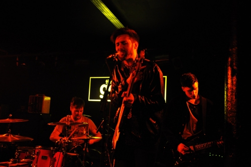 The Mirror Trap - The Garage, Aberdeen