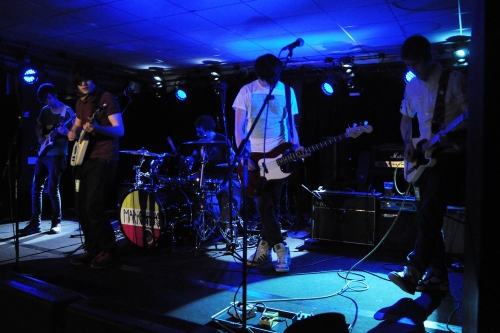 The Marionettes - The Lemon Tree, Aberdeen