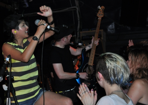 Sonic Boom Six - The Tunnels, Aberdeen