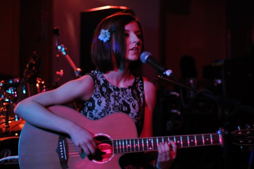 Leanne Smith - Cafe Drummond, Aberdeen