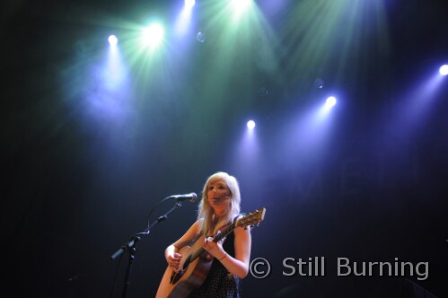 Cara Mitchell - Music Hall, Aberdeen