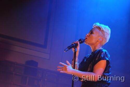 Emeli Sande - Music Hall, Aberdeen