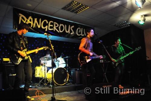 Chaser - Dangerous Club, Peterhead