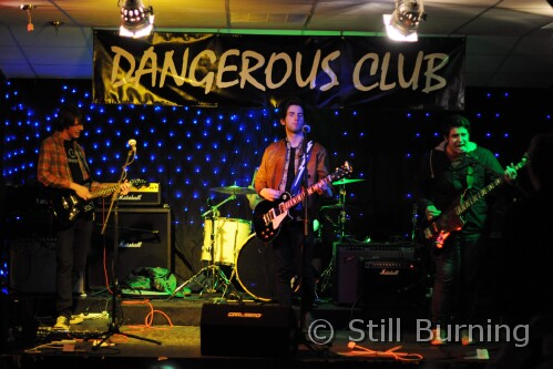 Chaser - Dangerous Club, Peterhead