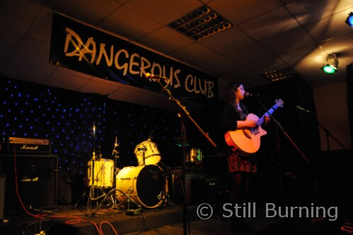 Emma Hogarth - Dangerous Club, Peterhead