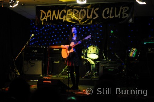 Emma Hogarth - Dangerous Club, Peterhead