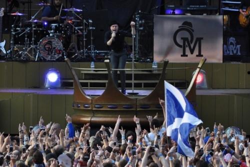 Olly Murs, Hampden Park, Glasgow