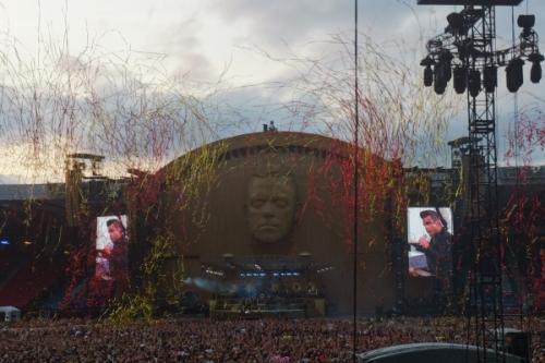 Robbie Williams, Hampden Park, Glasgow