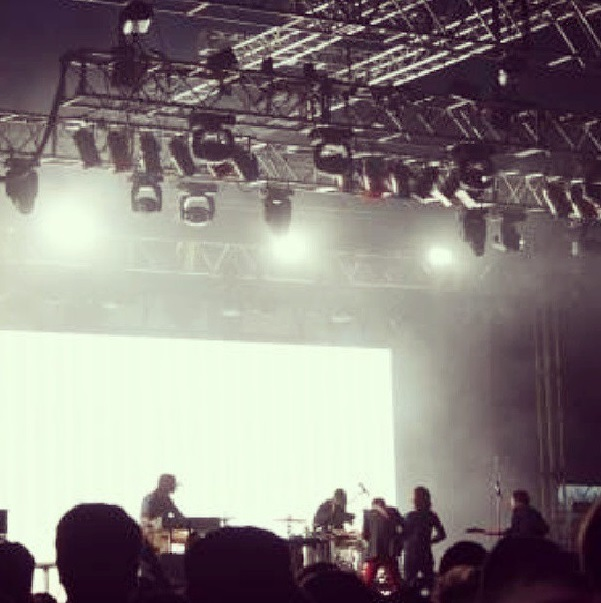 T in the Park 2013