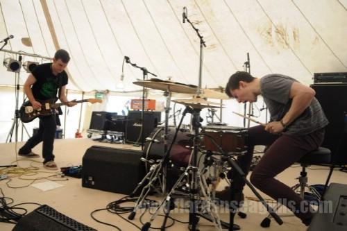 Young Philadelphia - Wickerman Festival 2013