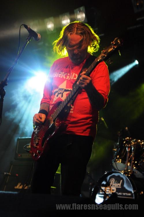 Molotov - Wickerman Festival 2013