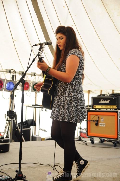 Jemma Tweedle - Wickerman Festival 2013