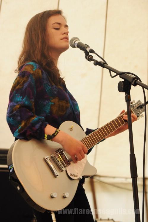 Siobhan Wilson - Wickerman Festival 2013