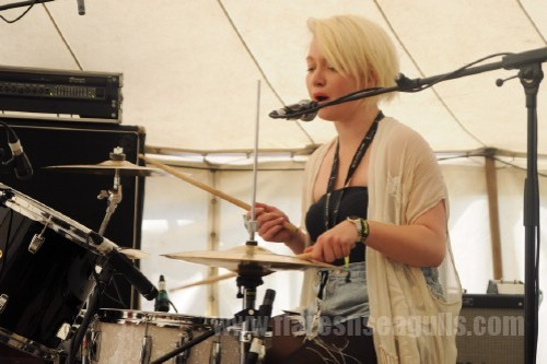 Honeyblood - Wickerman Festival 2013