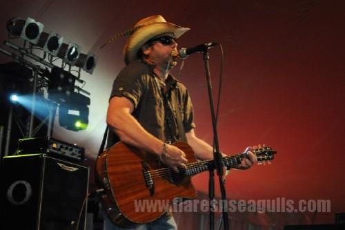 Davy and the Hosebeest - Wickerman Festival 2013