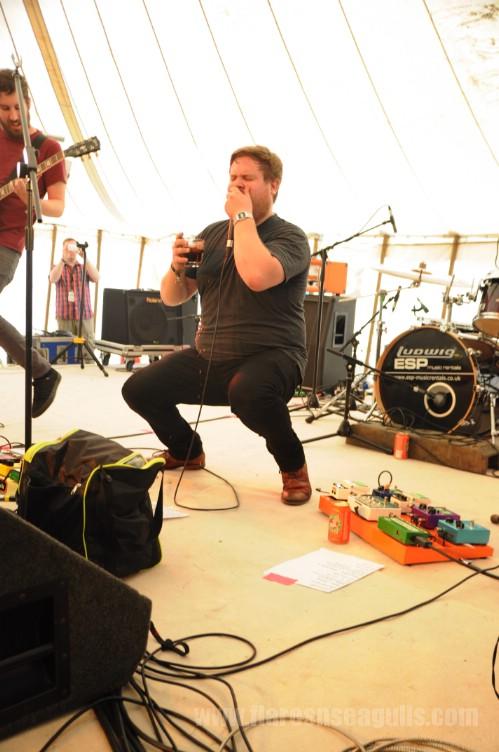 RUNGS - Wickerman Festival 2013