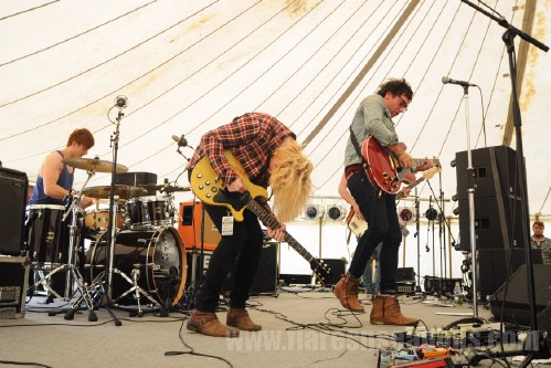 The OK Social Club - Wickerman Festival 2013