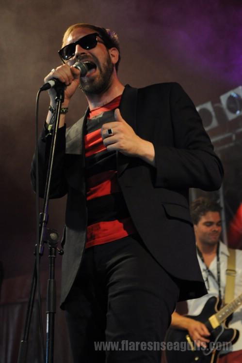 The Kubricks - Wickerman Festival 2013