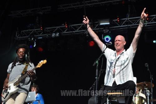 Dreadzone - Wickerman Festival 2013