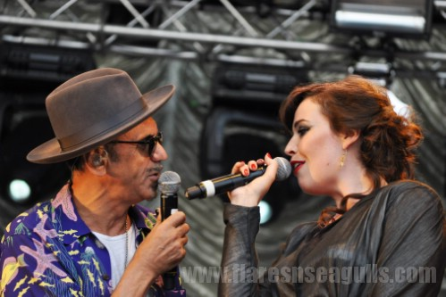 Dexys - Wickerman Festival 2013