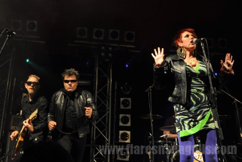 The Rezillos - Wickerman Festival 2013