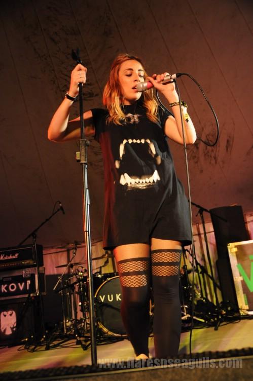 Vukovi - Wickerman Festival 2013