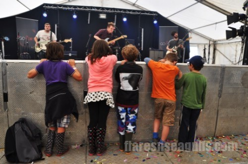 Bear Arms - Belladrum Festival 2013