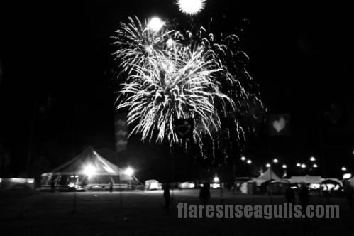 Fireworks - Belladrum Festival 2013