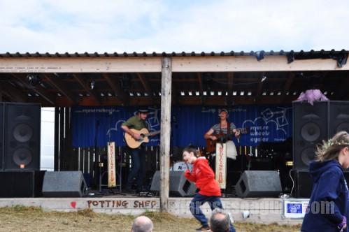 Potting Shed - Belladrum Festival 2013