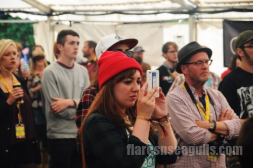 Taping - Belladrum Festival 2013