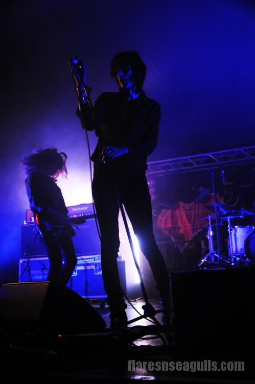 The Horrors - Belladrum Festival 2013