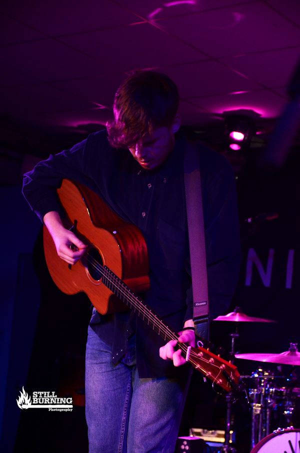 Daniel James - The Lemon Tree, Aberdeen