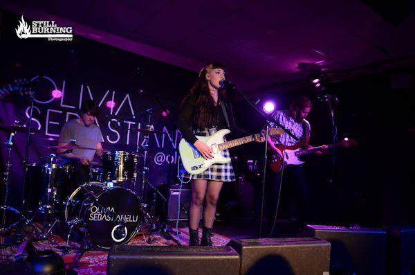 Olivia Sebastianelli - The Lemon Tree, Aberdeen