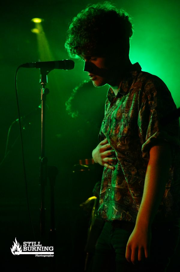 Young Kato - The Lemon Tree, Aberdeen