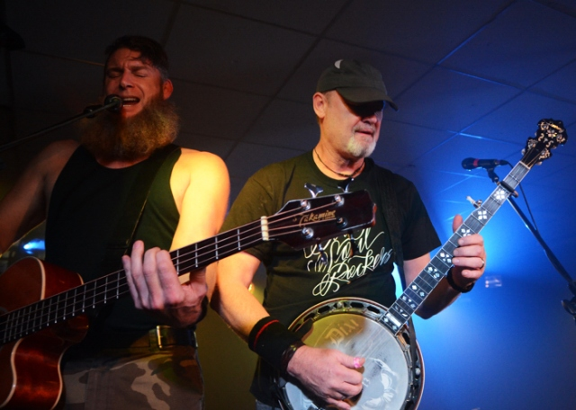 Hayseed Dixie - The Lemon Tree, Aberdeen