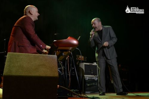 Hue & Cry - Music Hall, Aberdeen