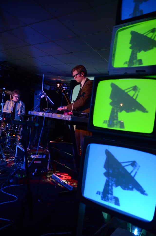 Public Service Broadcasting - The Lemon Tree, Aberdeen