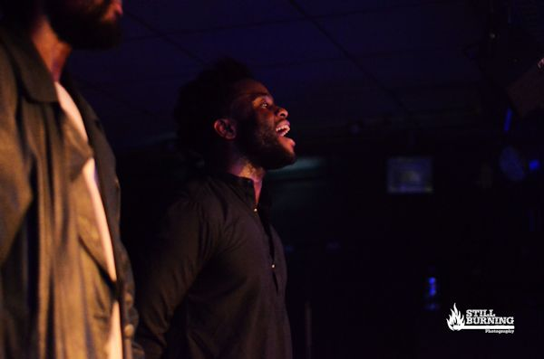 Young Fathers - The Lemon Tree, Aberdeen