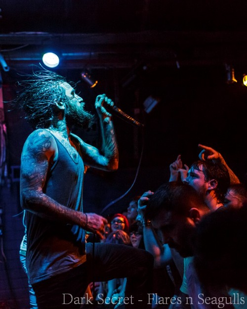 Every Time I Die - Tunnels, Aberdeen - flaresnseagulls.com