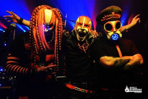 Metaltech - The Moorings Bar, Aberdeen 07/02/14