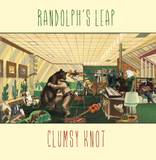 Randolph's Leap - Clumsy Knot
