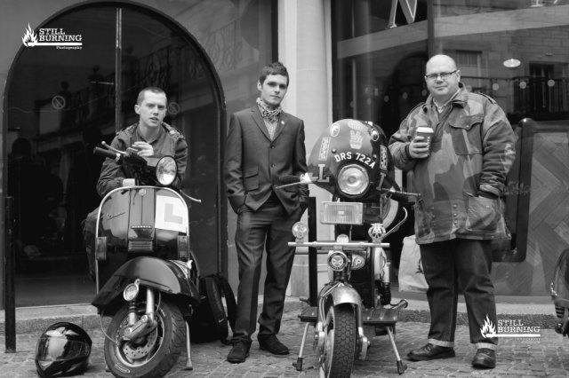 March of the Mods, Aberdeen - flaresnseagulls.com