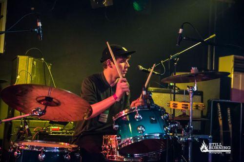 Man of Moon - The Garage, Aberdeen 17/09/14