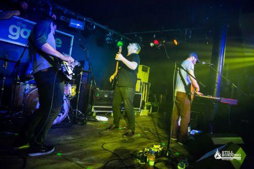 We Were Promised Jetpacks - The Garage, Aberdeen 17/09/14