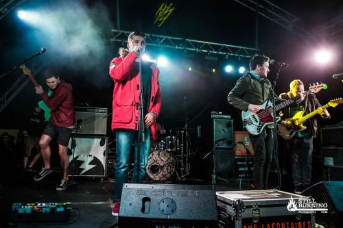 The LaFontaines - Electric Fields 2014