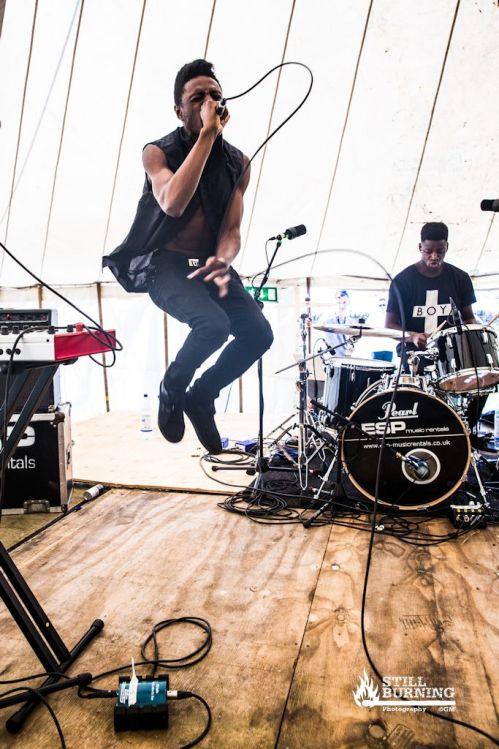 Our Future Glory - Wickerman Festival 2014